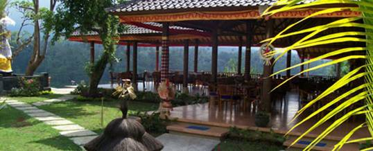 Bali Outbound Mahagiri Restaurant