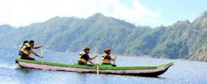 Danau Batur Canoieng