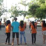 Outbound Bali Prodia Ice Breaking