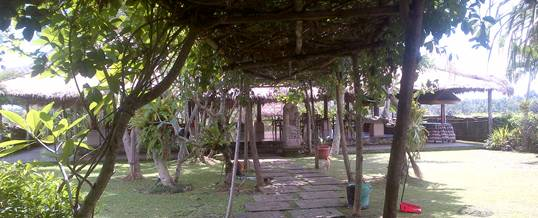 Outbound Bali Ubud Sport Adventure Accsess