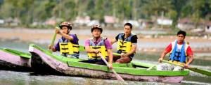 Toya Devasya Canoeing Batur
