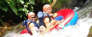 Tubing Bali Tandem Pakerisan