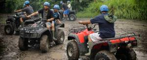 Outbound Bali Tips Kombinasi ATV