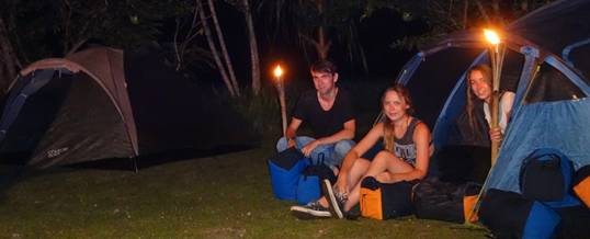Outbound Bali Camping Tent