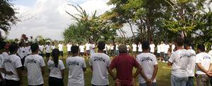Outbound di Bali Ubud Camp Adventure N2015