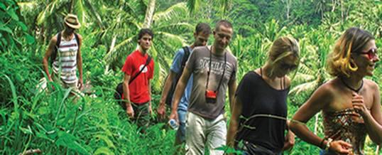 Trekking Bali Ubud Camp Pic