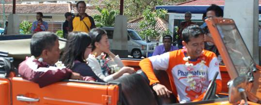 Tema Outing Kantor Di Bali