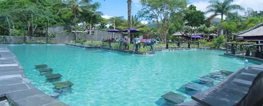Wisata Adventure Bali di Batur dan Sekitar Kintamani - Hot Spring