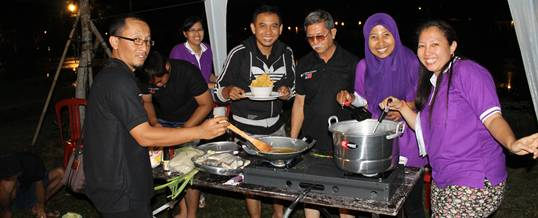 Gathering Bali Tema Culinary Team Building