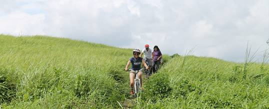 Outbound Cycling Ancora