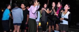 Toya Devasya Gathering Bali Dj Performance