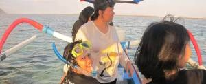 Outbound Bali Snorkling Boat