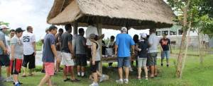Outbound Di Bali Pos Amazing Race Pondok
