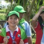 Outbound Di Bali Colorpak Smile
