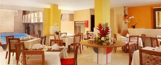 Rivavi Hotel Kuta Restaurant