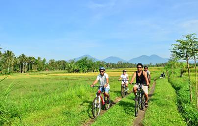 Outing di Bali Slider