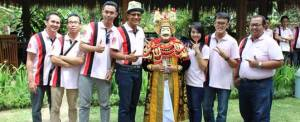 Outbound Bali Bank Mandiri PS1