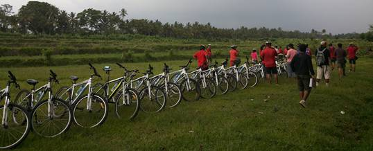 Outbound Di Bali Team Building & Cycling Bongkasa Feature