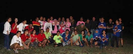 Paket Outbound Bali Bank Mandiri Team Performance JU PS7