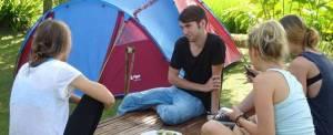 Paket Outbound & Wisata Adventure Di Ubud Dan Sekitarmya Camping