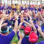 Tari Kecak - Outbound Bali BNI - Werkudara