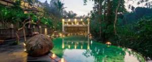 The Lokha Ubud Outing Bali Swimmig Pool