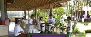Outbound Bali Restaurant Di Ubud Camp 2