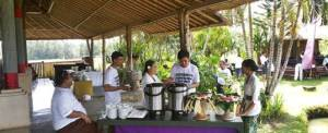 Outbound Bali Restaurant Di Ubud Camp 2