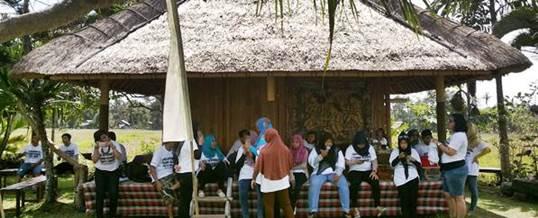 Restaurant Untuk Outbound Di Ubud Bali P4