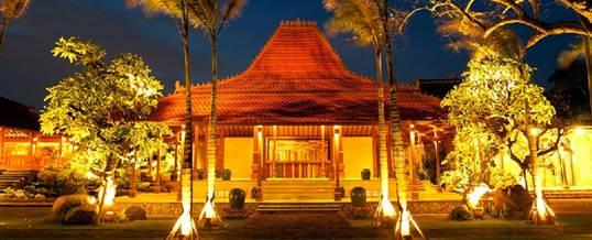 Gathering Bali Taman Bhagawan Nusa Dua Joglo