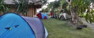Paket Adventure Bali Camping & Rafting Ubud Camp - Tent