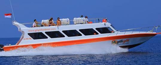Paket Adventure Bali – Fast Boat Gili Gili Ke Gili Trawangan