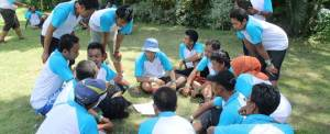 Paket Outbound Bali Tema Amazing Race Ubud Camp - Diskusi