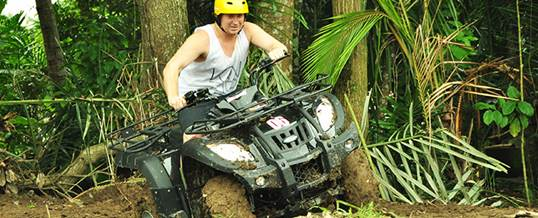 ATV Quad Di Bali Pertiwi Adventure 4