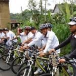 Gathering Camping & Cycling Bank Mandiri Bali & NTT ATM 18-12-2015 10