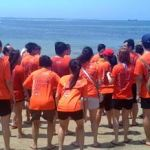 Outbound di Bali - The Susshi Bar 07