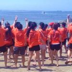 Outbound di Bali - The Susshi Bar 09