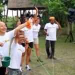 Outing Kantor - Coral Triangle Center - Amazing Race 8