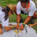 Outing Kantor - Coral Triangle Center - Amazing Race 9
