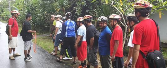 Amazing Race Di Bali Cycling Bongkasa 5