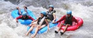 Bali Outbound Bongkasa Tubing 02 2015