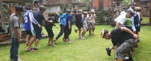 Outbound Bali Team Building Bongkasa 05 2015
