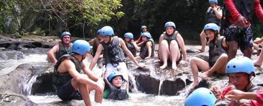 Outbound Bali Tubing Bongkasa 01 2015