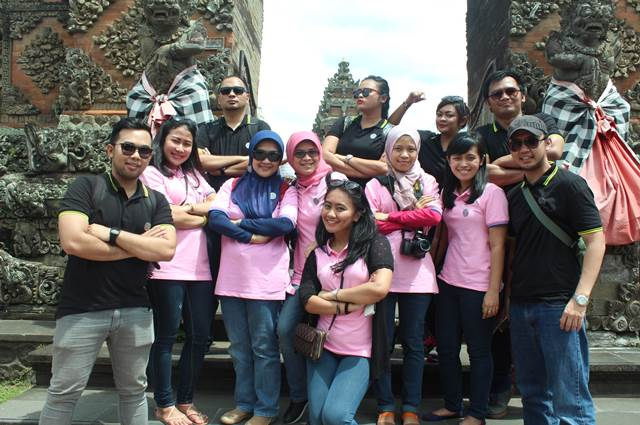 Outbound Di Bali Amazing Race Lintasarta 10