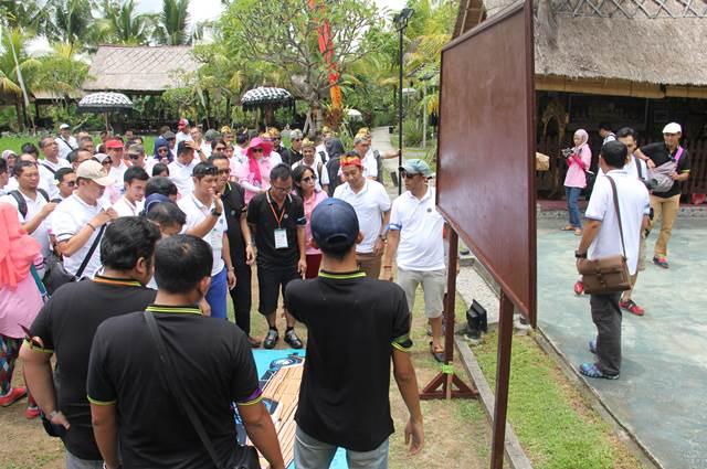 Outbound Di Bali Amazing Race Lintasarta 15