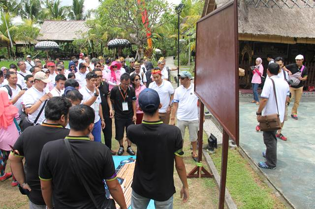 Outbound Di Bali Amazing Race Lintasarta 15