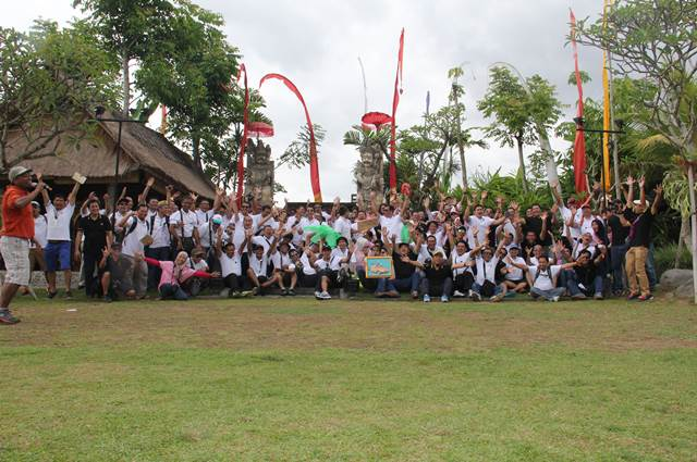 Outbound Di Bali Amazing Race Lintasarta 19