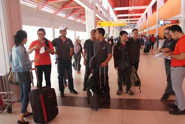 Outbound Di Bali Lintasarta Tiba 4