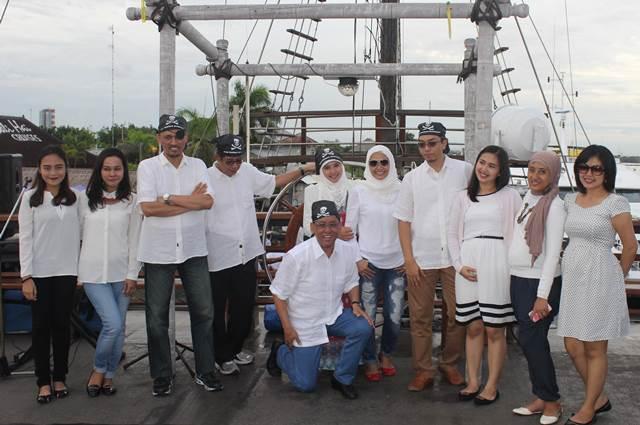 Outbound Di Bali Sunset Dinner - Lintasarta 3