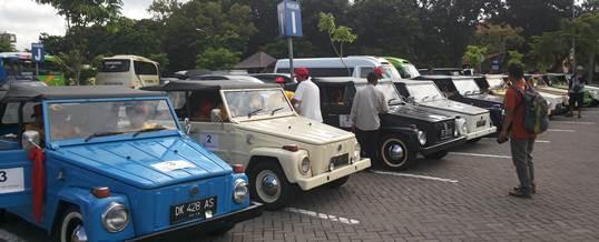 Amazing Race di Bali Start Point Bandara